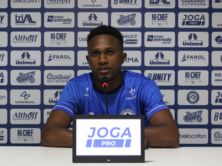Ramires valoriza oportunidade no profissional após passagem pelo sub-20 do Peixe