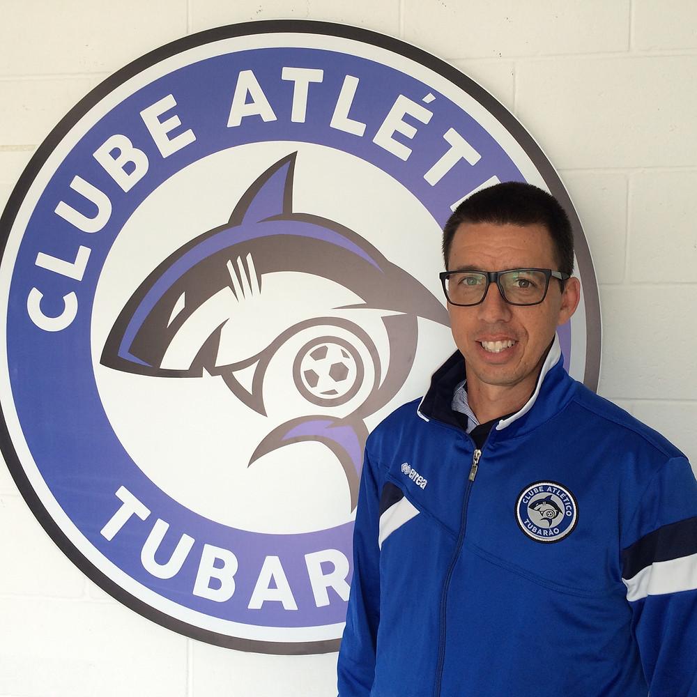 Fernando Gil é o novo técnico do Sub-19