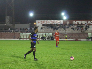 Tubarão vence o Inter de Lages por 1 a 0 fora de casa