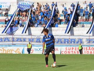 Tubarão sai na frente na decisão da Copa Santa Catarina