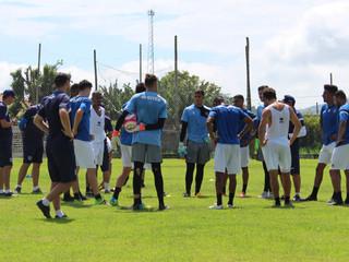 Jogadores fortalecem parte física nas primeiras semanas da pré-temporada