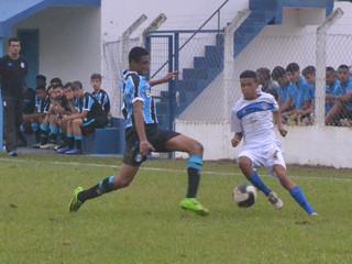 Sub-17 e sub-15 estreiam na Série A do Catarinense