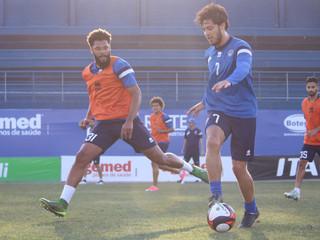 Um dos jogadores com mais tempo de casa, Alex Nemetz destaca a evolução do clube