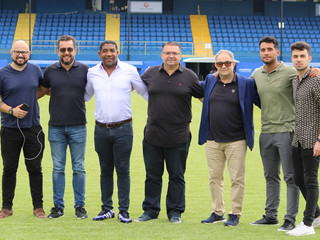 Tubarão recebe visita da FTC Football Transfer Company