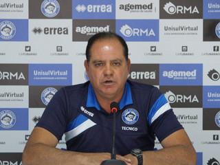Waguinho Dias está preparado para final da Copa SC