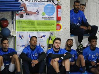 Grupo do Tubarão se reapresenta para iniciar preparação para Copa SC