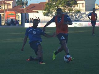 Depois das duas vitórias em casa, Peixe enfrenta o Joinville fora