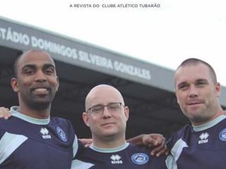 Expresso do Futebol - 8ª edição da revista Sangue Azul