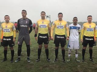 Tubarão empata com Joinville na Copa SC Sub-20