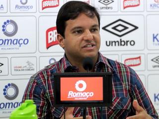 Júlio Rondinelli é o novo gerente de futebol do Tubarão