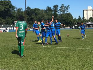 Sub-15 e sub-17 estreiam na Série A do Campeonato Catarinense