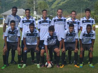 Tubarãozinho estreia na Copa Santa Catarina Sub-20