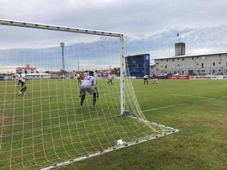 Sub-17 realiza jogo-treino com o Internacional
