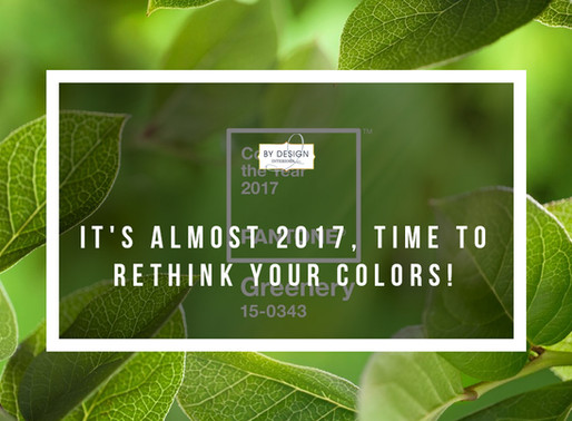 It's almost 2017, time to rethink your colors!