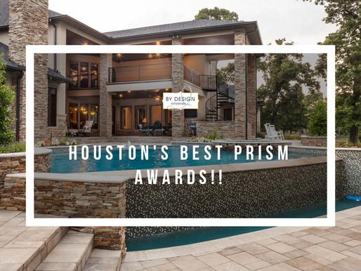 Houston's Best Prism Awards!!