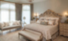 French Inspired Master Bedroom Remodel