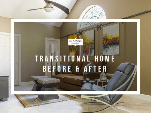 Whole-Home Before and After in the heart of Cypress, Texas.