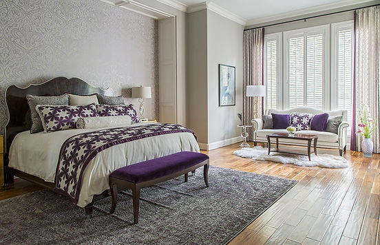 Master Bedroom in the woodlands texas, houston interior designer, interior design near me, decor for home, decorator, designer in houston