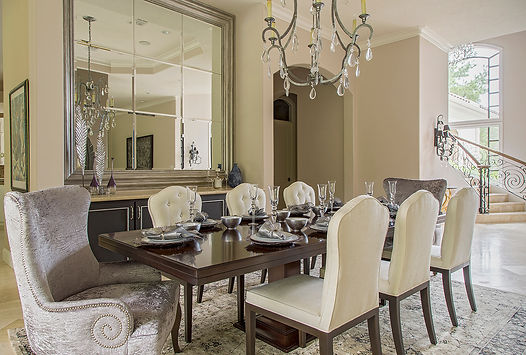 Elegant Dining Room in the woodlands, houston interior designer, interior designer near me, interior design services, design firm, decorator