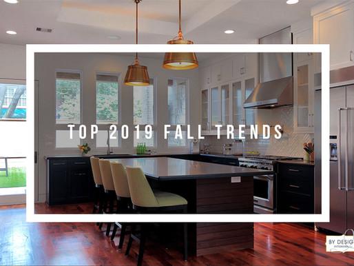 Interior Design's Top 2019 Fall Trends