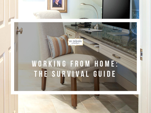 Working From Home: The Survival Guide