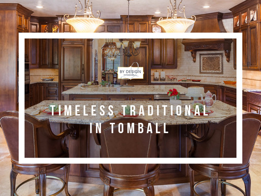 Spotlight on Design – Timeless Traditional in Tomball Part 2