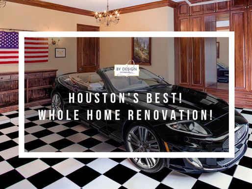 2014 Houston's Best! Whole home renovation!
