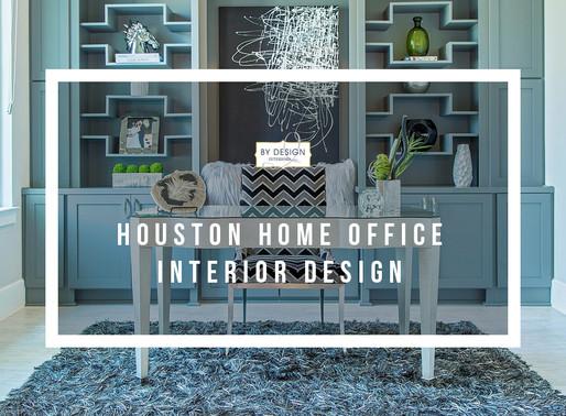 Houston Home Office Interior Design