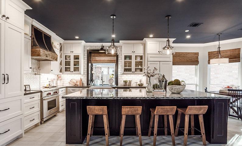 Modern Rustic Kitchen Remodel