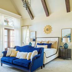 Lush Mediterranean Bedroom