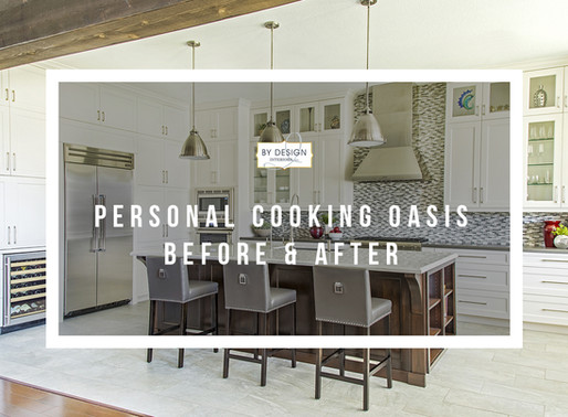 Designing a Personal Cooking Oasis in The Woodlands TX