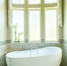 Elegant, Traditional Master Bath