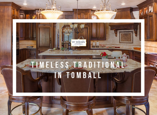 Spotlight on Design – Timeless Traditional in Tomball Part 1