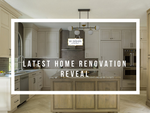 Latest Houston Home Renovation Reveal: Chic and Sophisticated with Delightful Details