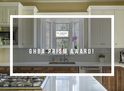 GHBA Prism Award!