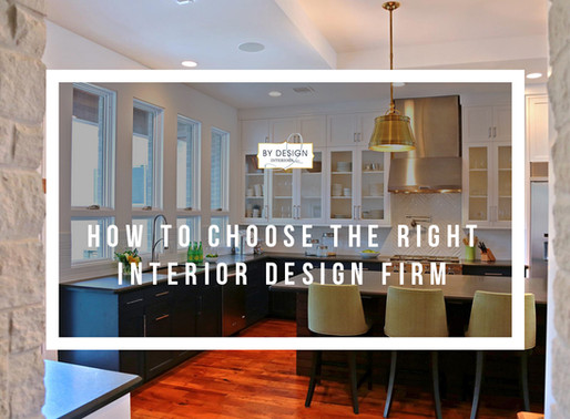 How To Choose The Right Interior Design Firm in Houston
