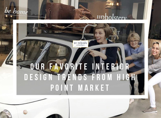 Our Favorite Interior Design Trends From High Point Market