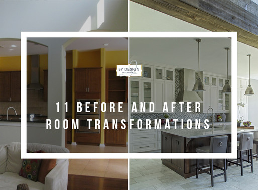 Houston Interior Design, 11 Before and After Room Transformations
