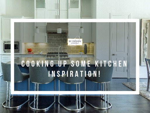 Cooking Up Some Kitchen Inspiration