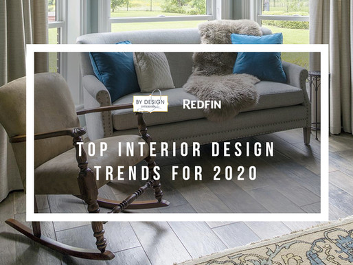 Top Interior Design Trends for 2020