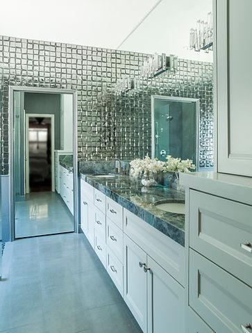 Glam Master Bathroom Remodel