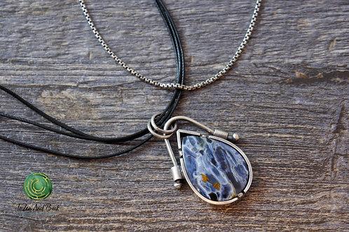 Pietersite Pendant Necklace