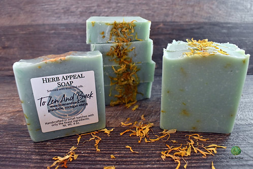 Herb Appeal Soap