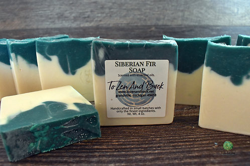 Siberian Fir Soap