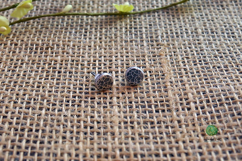 Tiny Sterling Silver Studs