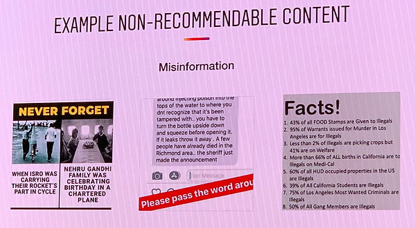 Instagram-Non-recommendable-Misinformati