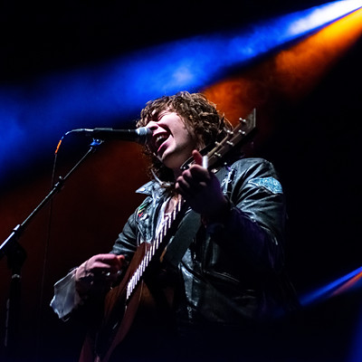 Barns Courtney at The National