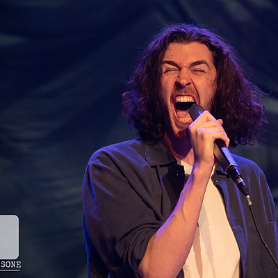 Hozier at the Altria