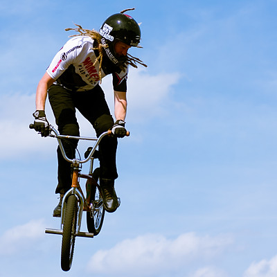 State Fair of Virginia BMX Freestyle