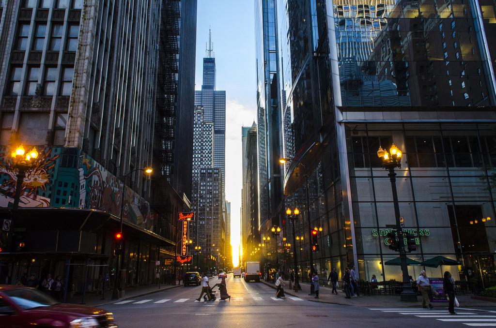 Chicago Henge